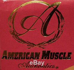 RARE 1/18 Scale Ertl American Muscle AUTHENTICS Dukes of Hazzard GENERAL LEE
