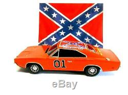 RARE with Lights & Sound! 118 Dukes of Hazzard General Lee 1969 Dodge Charger