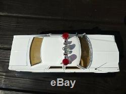 Rare Dukes Of Hazard County Police Car Rare 1974 Dodge Monaco 118 Toy Model Car