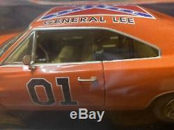 Rare Muddy version General Lee'69 Charger 118 Scale Dukes Of Hazzard JoyRide