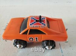 Rare Vintage LJN General Lee Tri-Ex Rough Riders LOOSE