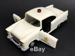 Rare Vintage Mego The Dukes of Hazzard Police Chase Car & Rosco Purvis Coltrane