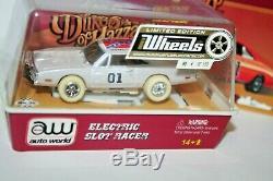 Rare iWHEELS 4 of 150 General Lee Dukes Of Hazzard HO Scale Slot Car Auto World