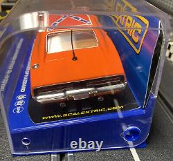 Rare scalextric 1/32 Scale Dukes Of Hazard slot car