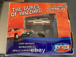 Rc2 Joy Ride Dukes Of Hazzard 1969 Dodge Charger General Lee 1/24-signed
