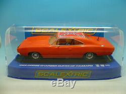 Scalextric C3044 1969 Dodge Charger Dukes of Hazzard, mint unused