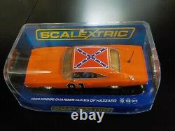 Scalextric Dukes of Hazzard General Lee Brand New Dodge Charger