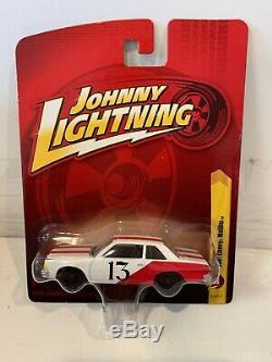 Sealed Johnny Lightning Dukes of Hazzard 1981 Chevy Malibu Boss Hogg Hellcat