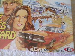 THE DUKES OF HAZZARD GAME, NEW OLD STOCK SEALED IN PLASTIC MINT FREE SHIPPING