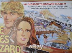 THE DUKES OF HAZZARD GAME, NEW OLD STOCK SEALED IN PLASTIC MINT UNUSED