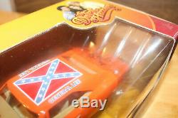 THE DUKES OF HAZZARD GENERAL LEE 1969 DODGE CHARGER 125 Signed John Schneider