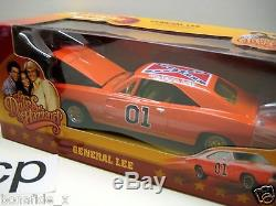 THE DUKES OF HAZZARD GENERAL LEE 1969 DODGE CHARGER JOHNNY LIGHTNING