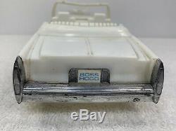 THE DUKES OF HAZZARD VINTAGE BOSS HOGG CADDY 1981-82 MEGO Used w Boss Cadillac
