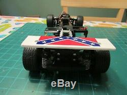 Tamiya M04 General lee rc car Dukes of Hazzard