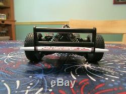 Tamiya M04 General lee rc car Dukes of Hazzard custom built + speed control