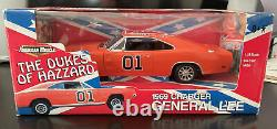 The Dukes Of Hazzard #01 General Lee 118 1969 Dodge Charger American Muscle