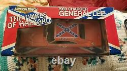 The Dukes Of Hazzard #01 General Lee 118 1969 Dodge Charger American Muscle +++