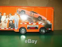 The Dukes Of Hazzard 1/64 Hauler, Transporter Custom Team Caliber, DCP, Speccast