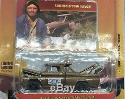 The Dukes Of Hazzard Cooter's Tow Truck Johnny Lightning RARE FREE POST