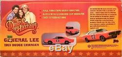 The Dukes Of Hazzard GENERAL LEE 1969 Dodge Charger 118 Radio Controlled NIB