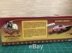 The Dukes Of Hazzard General Lee 1969 Dodge Charger 118 Johnny Lightning Flag