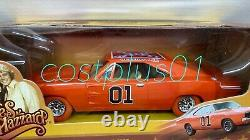 The Dukes Of Hazzard General Lee 1969 Dodge Charger 125 Orange Tires