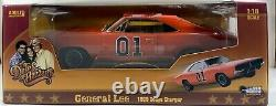 The Dukes Of Hazzard General Lee 1969 Dodge Charger Lee Autoworld Silverscreen