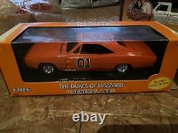 The Dukes Of Hazzard SET of SEVEN 124 1/25 Die-cast Cars