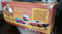 The Dukes of Hazzard 1/18 Remote Control General Lee Charger Mint Boxed