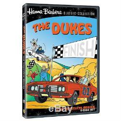 The Dukes of Hazzard Cartoon (4-Disc)