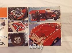 The Dukes of Hazzard Cooter's Tow Truck 1/25 Scale Model Kit by MPC