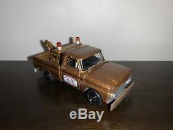 The Dukes of Hazzard Cooters Tow Truck 1/64 Johnny Lightning Great Condition