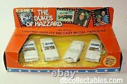 The Dukes of Hazzard Ertl Gift Set 1570, Mint Vacuum Packed in Original Box