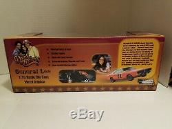 The Dukes of Hazzard General Lee 1969 Dodge Charger 118 scale Auto World
