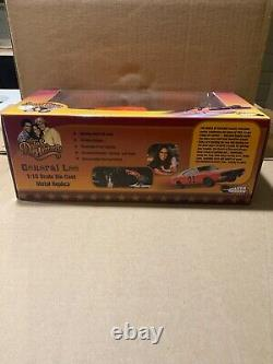 The Dukes of Hazzard General Lee 1969 Dodge Charger 118 scale NEW in box