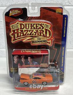 The Dukes of Hazzard The Beginning 164 General Lee R4 / Johnny Lightning