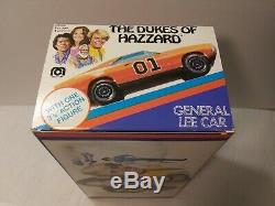 The dukes of hazzard general lee car uncle jessie mint in box