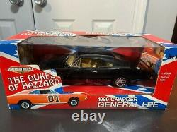 Ultra Rare 1/18 scale die cast Black General Lee collectible