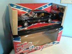 VHTF #88 of 1000 1969 DODGE CHARGER BLACK CHASE GENERAL LEE 1/18 Happy Birthday