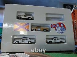 VINTAGE 1981 Ertl The Dukes of Hazzard Playset 164 Original Box INCOMPLETE