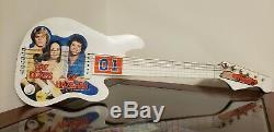 Vintage 1981 Dukes of Hazzard Guitar General Lee Toy Emenee