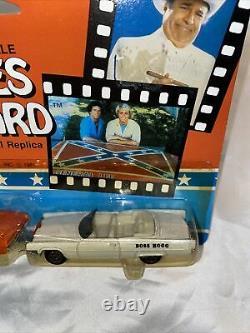 Vintage 1981 ERTL Dukes of Hazzard GENERAL LEE 1/64 RARE Double Car Mint Package
