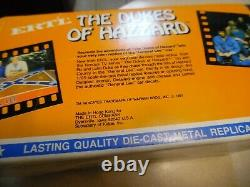 Vintage 1981 Ertl The Dukes Of Hazzard General Lee Minty In Box