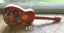 Vintage Dukes Of Hazzard Plastic Toy Guitar