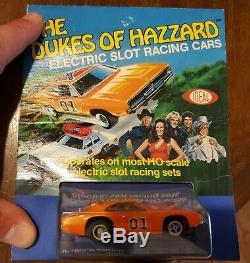 Vintage Dukes of Hazzard Toys, Watch, Slot Car, General Lee