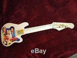 Vintage, Dukes of Hazzard, Vintage Toy, Guitar