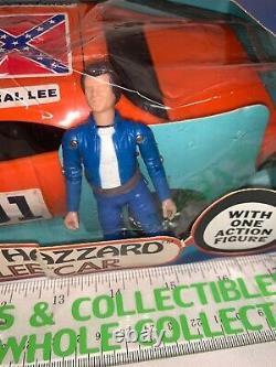 Vintage General Lee Luke'69 Dodge Charger Dukes of Hazzard Mego RARE One Figure