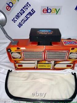 Vintage Illco Dukes Hazzard Dashboard Fuzz Detector Car Toy, Battery General Lee
