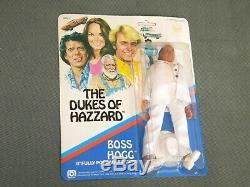 Vintage MEGO The Dukes of Hazzard Daisy Bo Luke Boss Hogg 8 Figure Set 1981, NEW