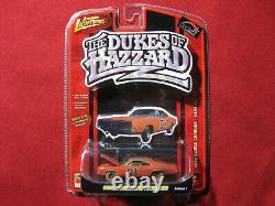 WHITE LIGHTNING Dukes of Hazzard General Lee 1969 Dodge Charger 164 Hazard Rare